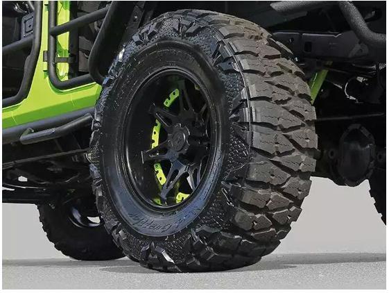 独特个性轮胎的创造者——耐特通(nitto)