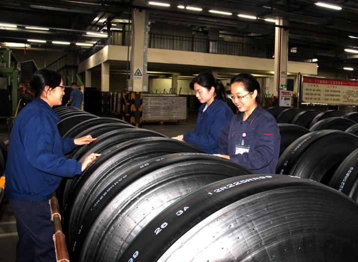 双钱载重_嗯,这个双钱年产轮胎142万套 - 市场渠道 - 中国轮胎商业网